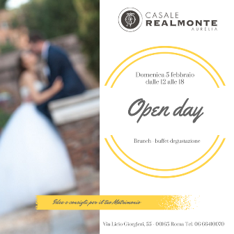 OPEN DAY WEDDING EXPERIENCE 2017